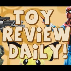 Toy Review Daily Logo