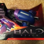 McFarlane Halo Reach Ghost Vehicle in Box