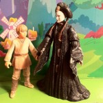 Phantom Menace Anakin and Queen Amidala Action Figures