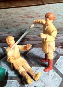 Anakin Skywalker Padawn VC80 Vintage Collection Action Figures