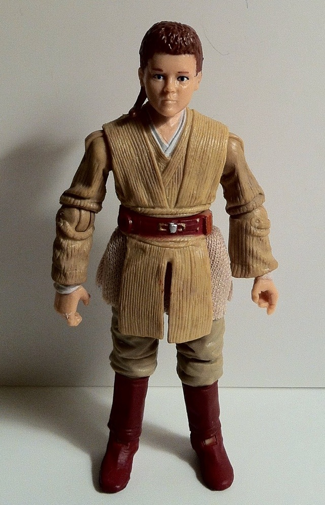 Anakin Skywalker Toys : Daily toy review anakin skywalker ep i vintage