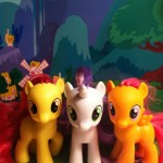 Cutie Mark Crusaders Toys My Little Pony 2012 Hasbro