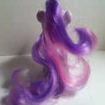 My Little Pony Sweetie Belle Toy Back from Pony School Pals Set G4 2012