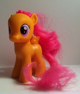 Scootaloo Toy My Little Pony Friendship is Magic
