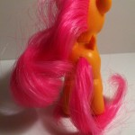 My Little Pony Scootaloo Toy Back from Pony School Pals Set G4 2012