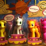 In Bubble Cutie Mark Crusaders Toys from Pony School Pals Set My Little Pony 2012