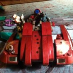 Halo Mega Bloks Revenant Assault Set #96982 2012