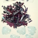 Revenant Assault Halo Mega Bloks Pile of Bloks Unassembled