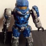 HAZOP Spartan Figure from Halo Mega Bloks Revenant Assault