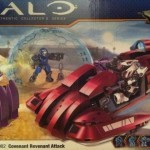 Revenant Assault Halo Mega Bloks Box #96982 2012