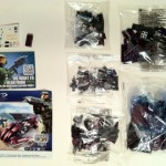 Revenant Assault Halo Mega Bloks Box Contents