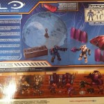 Revenant Assault Halo Mega Bloks Box Back #96982 2012