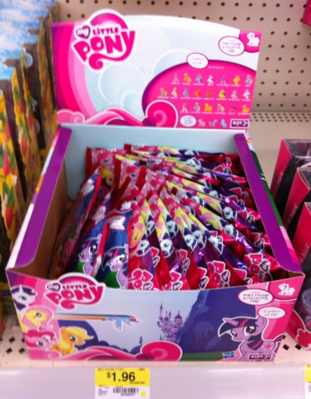 Code Number List My Little Pony Blind Bags Us Series 1