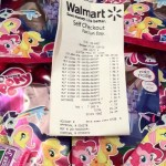 My Little Pony Blind Bags Series 1 Kiosk Ponies with receipt