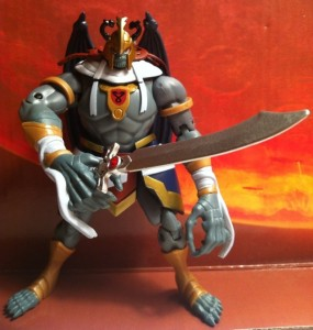 Thundercats 2012 Toys on Thundercats Series 2 4  2012 Action Figure  Bandai    Toy Review Daily