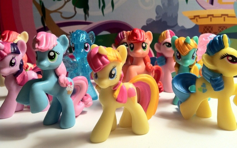 My Little Pony Blind Bag Series 1 Lineup