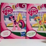 Lucky Swirl and Sweetcream Scoops My Little Pony Blind Bag Series 1