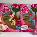 Roseluck and Sweetie Blue My Little Pony Blind Bag Series 1