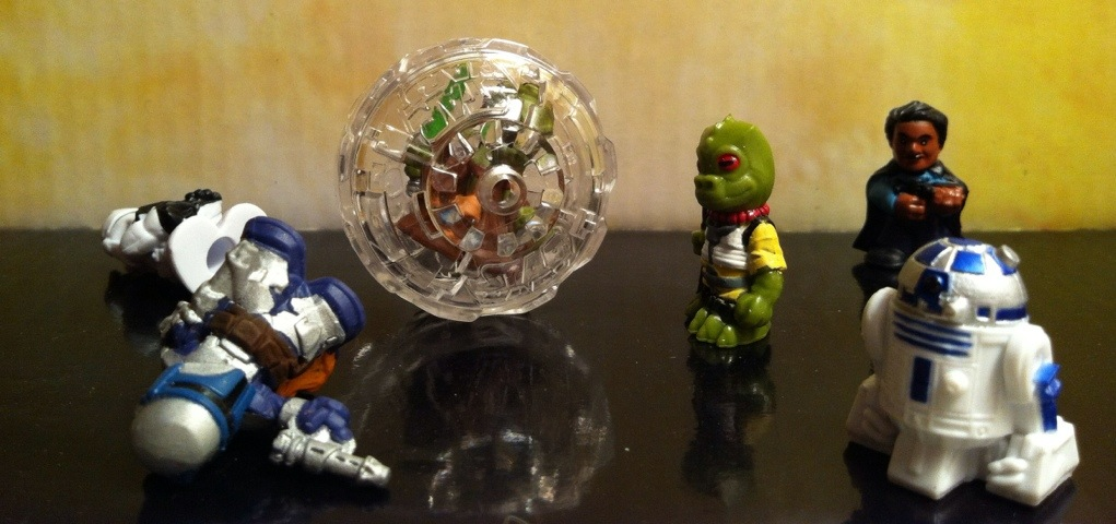 TOY REVIEW: Star Wars Fighter Pods Series 1 Starter Pack & Mystery ...