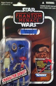 Ratts Tyerell & Pit Droid Star Wars Vintage Collection Action Figures Packaged