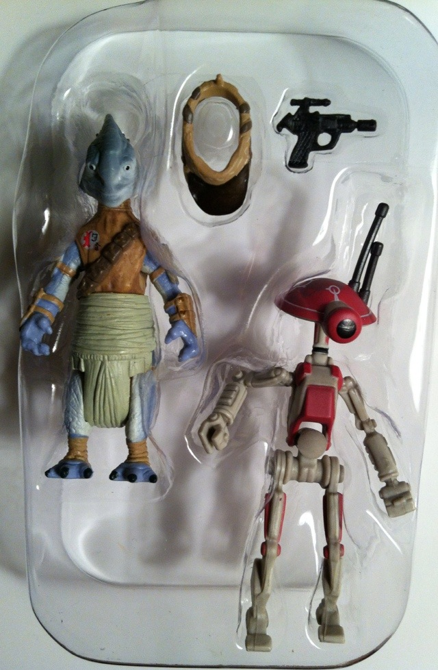 Star Wars Droids Toys : Toy review ratts tyerell pit droid vintage collection