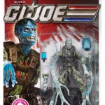 G.I. Joe Zombie Viper Action Figure Carded Packaged 2012 Hasbro