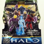Series 4 Packaging Halo Mega Bloks 2012 Figure Blind Bagged Hero Packs
