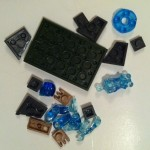 Bag Contents Cortana Halo Mega Bloks 2012 Figure Blind Bagged Hero Pack