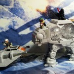 Star Wars Fighter Pods Series 1 16-Pack Battle of Hoth AT-AT vs. Snowspeeder