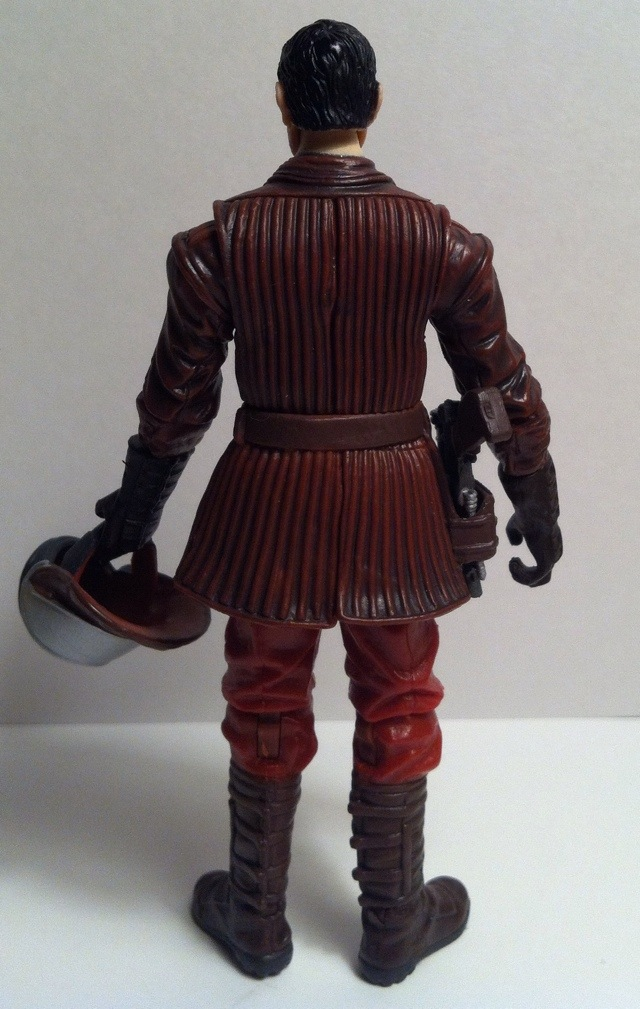 Star Wars The Phantom Menace The Vintage Collection Naboo Pilot Figure