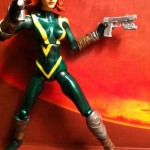 Hope Summers Marvel Legends Series 1 2012 Hasbro Action Figure