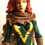 Marvel Legends Hope Summers Series 1 2012 Hasbro Action Figure