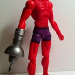 Marvel Legends Klaw 2012 Series 1 Action Figure