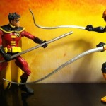 Robin vs. Constrictor Marvel Legends Series 1 Action Figure 2012 Hasbro