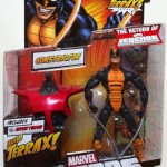 Packaged Marvel Legends Constrictor Series 1 Action Figure 2012 Hasbro