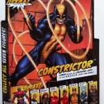 Cardback Marvel Legends Constrictor Series 1 Action Figure 2012 Hasbro