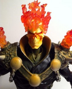 Marvel Legends Ghost Rider 2012 Series 1 Action Figure