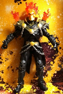 Ghost Rider Marvel Legends 2012 Series 1 Action Figure