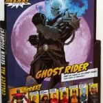 Cardback Ghost Rider Marvel Legends 2012 Series 1 Action Figure