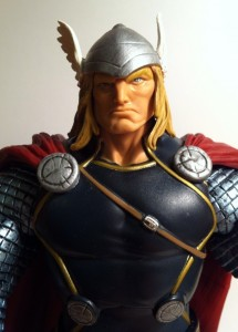 Marvel Legends Thor 2012 Heroic Age Action Figure
