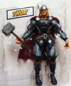 Thor Marvel Legends 2012 Modern Action Figure