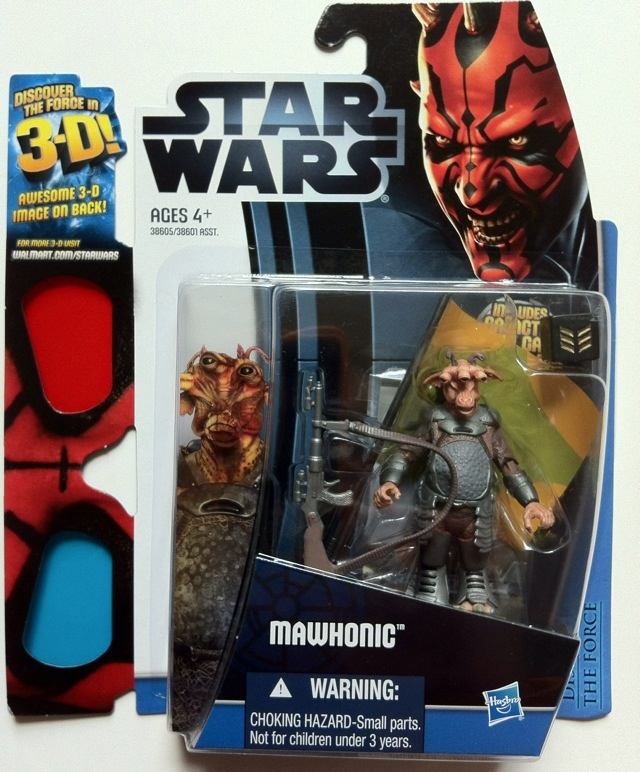 The Phantom Menace Toys : Toy review mawhonic podracer star wars action figure