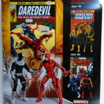 Cardback Daredevil and Bullseye Marvel Universe Greatest Battles Comic Pack Action Figures