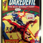 Daredevil #132 Comic Book from Daredevil and Bullseye Marvel Universe Greatest Battles Comic Pack Action Figures