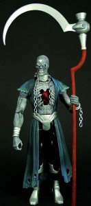 Scythe with Nekron Prototype DC Universe Classics Series 20 Action Figure
