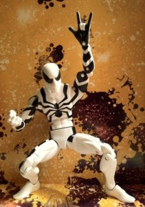 Spider-Man Future Foundation Marvel Legends Series 2 Variant 2012 Action Figure