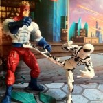 Piledriver vs. Spider-Man Future Foundation Marvel Legends Series 2 Variant 2012 Action Figure