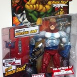Packaged Piledriver Wrecking Crew Marvel Legends Series 2 Variant Action Figure 2012 Hasbro