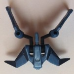 Laserbeak from Transformers Prime Soundwave Deluxe Revealers 2012 Toy