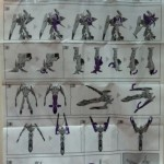 Instructions Transformers Prime Soundwave Deluxe Revealers 2012 Toy